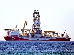 Türkiye'nin ikinci sondaj gemisi Kıbrıs açıklarında
