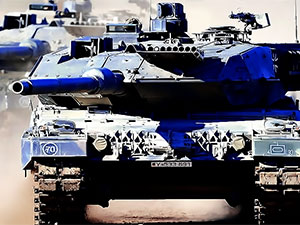 Almanya'nın silah ihracatında yüksek artış