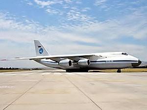 S-400 sevkiyatı kapsamında sekizinci uçak Mürted'e indi