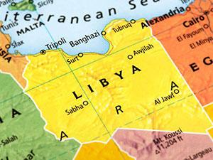 6 ülkeden ortak 'Libya' açıklaması