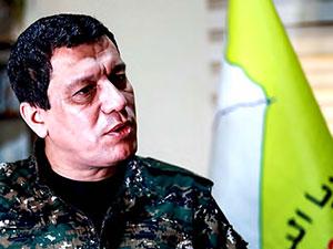 Mazlum Kobani: Zamanı geldiğinde ABD'yi ziyaret edeceğiz