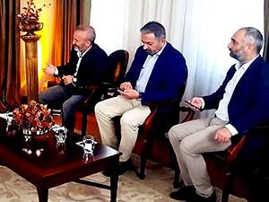 Davutoğlu röportajı sonrası Beki, Oğhan ve Saymaz'ın programları sonlandırıldı