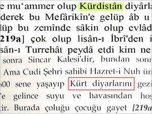 Yapı Kredi Yayınları 'Kürdistan' kelimesini sansürledi