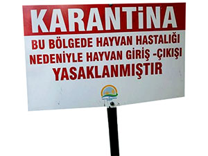 İzmir'de 20 mahalle karantina altına alındı