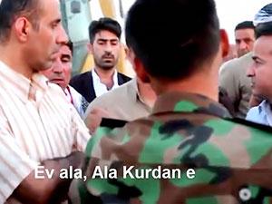 Musenna Valisi Kürt halkından özür diledi