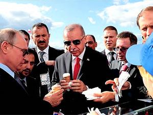Erdoğan-Putin görüşmesi Arap medyasında