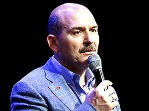 Süleyman Soylu Diyarbakır Barosu'nu hedef gösterdi