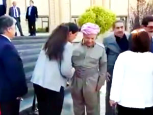 Mesud Barzani: Kürt sorunu savaş yöntemi ile çözülemez