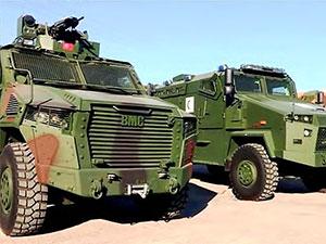 TSK'den Suriye sınırına zırhlı araç sevkiyatı