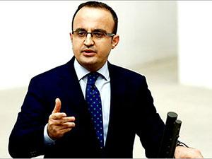 AKP'li Turan'dan Arınç'a Ahmet Türk tepkisi