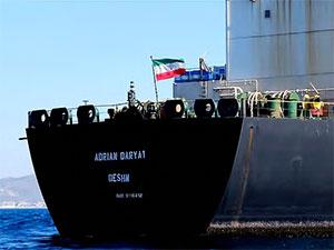 İngiltere: İran tankeri Esad'a petrol taşıdı