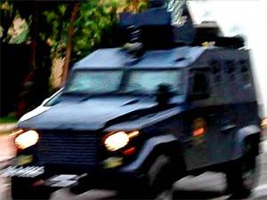 Diyarbakır'da zırhlı araç bir çocuğa çarptı