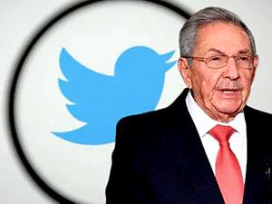Twitter, Castro ailesinin hesaplarını kapattı