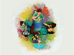 Anadilinde sağlık: Kürtçe 'İlk Yardım' kitabı çıktı