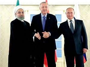 Rusya ve İran'dan üstü kapalı ifadelerle 'Güvenli Bölge' eleştirisi