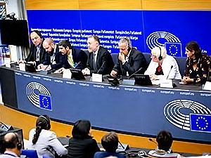 Avrupa Parlamentosu'nda 'Kürt Dostluk Grubu'