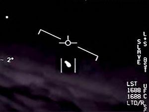ABD Donanması: UFO videoları gerçek
