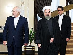 ABD, Ruhani ve Zarif'e vize verdi