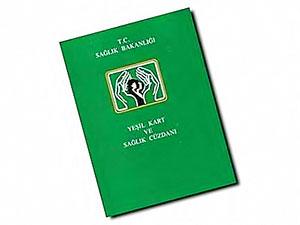 Yeşil Kartlı vatandaş sayısı 8 milyon 628 bine ulaştı
