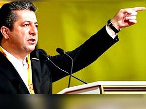 Mesrur Barzani: Güçlü bir Kürdistan inşa etmek istiyoruz