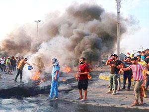 Koalisyon güçlerinden Irak çağrısı: Şiddete yer yok