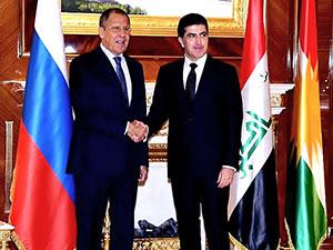 'Lavrov, Kürtleri için arabuluculuk sözü verdi'