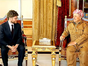 Mesud Barzani: Fransa felaketlerin önüne geçmeli