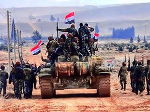 Rusya: Menbiç Suriye ordusunun kontrolüne geçti