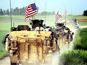 ABD güçleri Kamışlo'daki devriyelerini arttırdı