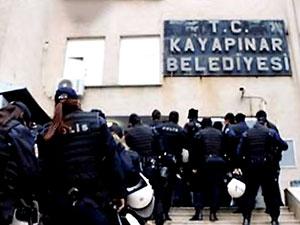 HDP yönetimindeki dört belediyeye daha kayyum