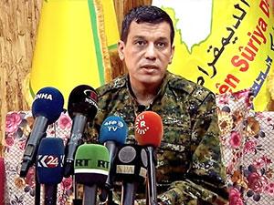 SDG: 'IŞİD'in sözcüsü Cerablus'ta öldürüldü'