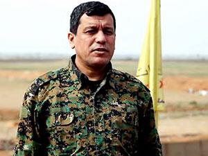 SDG Komutanı: Ulusal birlik için Rojavalı tüm taraflarla görüşmeye hazırız