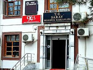 HDP yönetimindeki Saray Belediyesi'ne de kayyum atandı