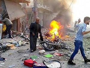 Gıre Spi'de pazar yerine bombalı saldırı: En az 10 kişi hayatını kaybetti
