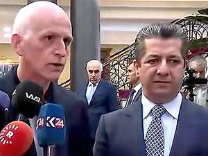 ABD Temsilciler Meclisi Üyesi: ABD her zaman Kürtlerin destekçisi oldu