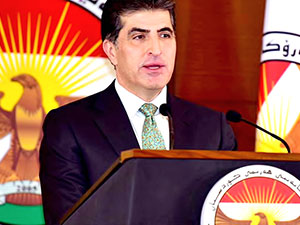 Neçirvan Barzani: Anayasa sükunet ortamında değiştirilmeli