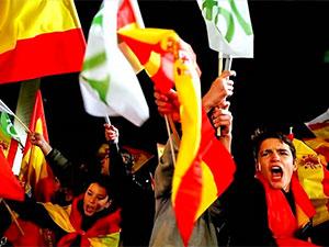 İspanya seçimleri: Aşırı sağcı Vox, üçüncü büyük parti oldu