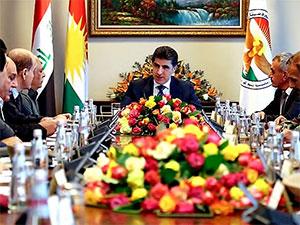 Neçirvan Barzani'den Peşmerge talimatı: Birleştirme çalışmalarını hızlandırın