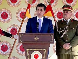 Neçirvan Barzani: Ulusal bir askeri güce ihtiyaç var