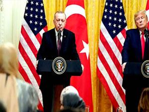 Trump'tan Hilal Kaplan'a: Gazeteci olduğuna emin misin?