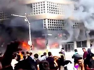 İran'da 'benzin' isyanı: Eylemler yayılıyor, en az bir kişi öldü