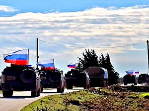 Kobani'de Türk Rus ortak devriyesi iptal edildi