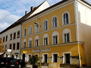 Hitler'in doğduğu ev polis karakolu yapılacak