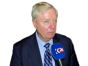 Graham: IŞİD'le mücadelede en iyi müttefik Kürtlerdi