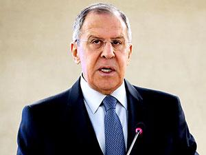 Lavrov: İdlib'den çok sayıda militan Libya'ya gitti