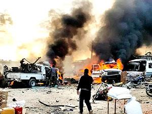 Sere Kaniye'de patlama: 17 ölü, 30 yaralı