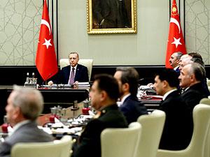 MGK: 'Barış pınarı harekatı sürdürülecek'