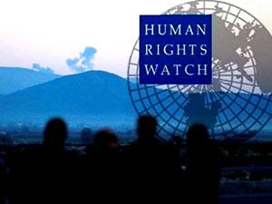 İnsan Hakları İzleme örgütü: 'Güvenli bölgede' siviller infaz ediliyor