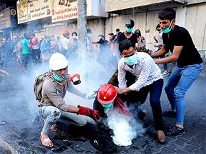 Reuters: Irak'taki protestolarda ölenlerin sayısı 408'e yükseldi