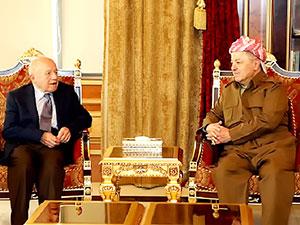 Mesud Barzani: İsmail Beşikçi büyük bir Kürt dostudur